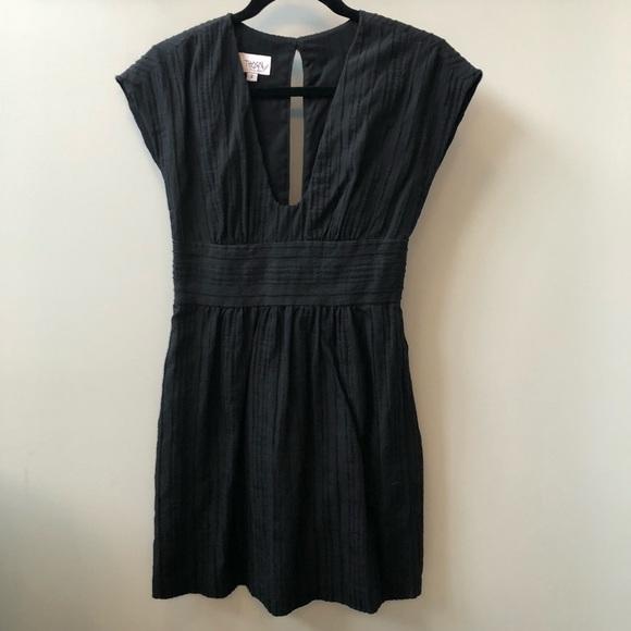 rosa negro Thorn 2 de talla Vestido By Nancy Zxpaaw1